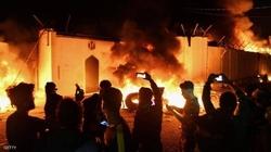 رويتر: مقتل 28 محتجا عراقيا بعد إحراق قنصلية إيران في النجف