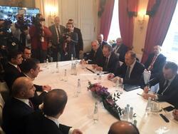 وزير الخارجية الروسي لبارزاني: نريد أن يكون وضع العراق مستقراً