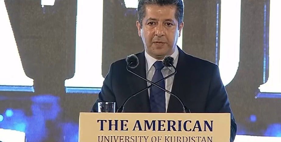 مسرور بارزاني: حل المشكلات مع بغداد سيمكّن حكومة الاقليم تقديم افضل الخدمات