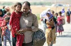 ئاماريگ فهرمى ئاوارهبوين تازهيگ له شارهيل عراقهو وهرهو كوردستان ئاشكرا كرد