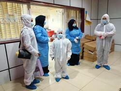 تعافي 8 مصابين بكورونا في محافظتين بالعراق