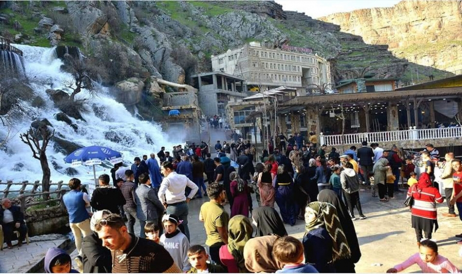 """Kurdistan"""" 500 million $ losses in the tourism sector in"""