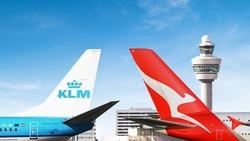 اربع شركات طيران عالمية تحظر الرحلات الجوية فوق اجزاء من ايران