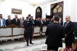 السفارة الأمريكية تسمي الجهة التي رشحت عدنان الزرفي