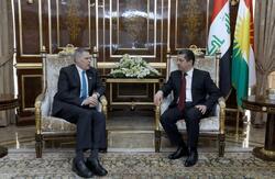 تأكيد امريكي- كوردستاني أن تكون لحكومة علاوي علاقة جيدة مع اربيل