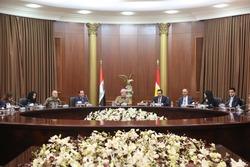 بارزاني يستعرض وجهات نظره لكتلة الديمقراطي حيال الحوارات والعلاقات بين اربيل وبغداد