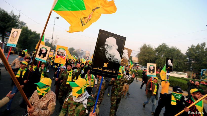 An Israeli report reveals Shiite preparations to fight American forces