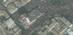 شاهد من الجو .. تظاهرات ساحة التحرير وسط بغداد (مرفق بصور)