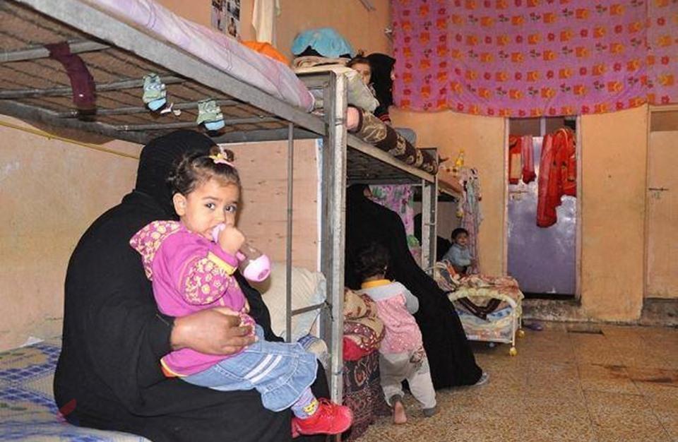 """رصد حالة """"غريبة"""" ومودعات بطرق """"شيطانية"""" بسجن النساء في بغداد"""