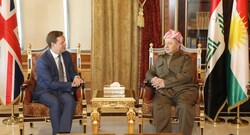 Barzani concerned about entering an administrative and constitutional void in Iraq