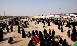 طهران تعلن الغاء العراق تأشيرة الدخول امام الزائرين الايرانيين خلال شهري محرم وصفر