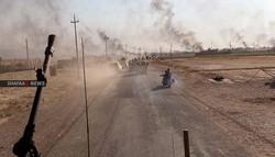 الجيش وسكان مدنيون يحبطون هجوماً ويعتقلون داعشياً في ديالى