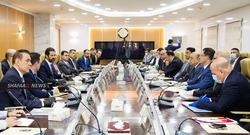 """وفد كوردستان يبدأ اجتماعاً """"مهماً"""" مع الحكومة العراقية"""