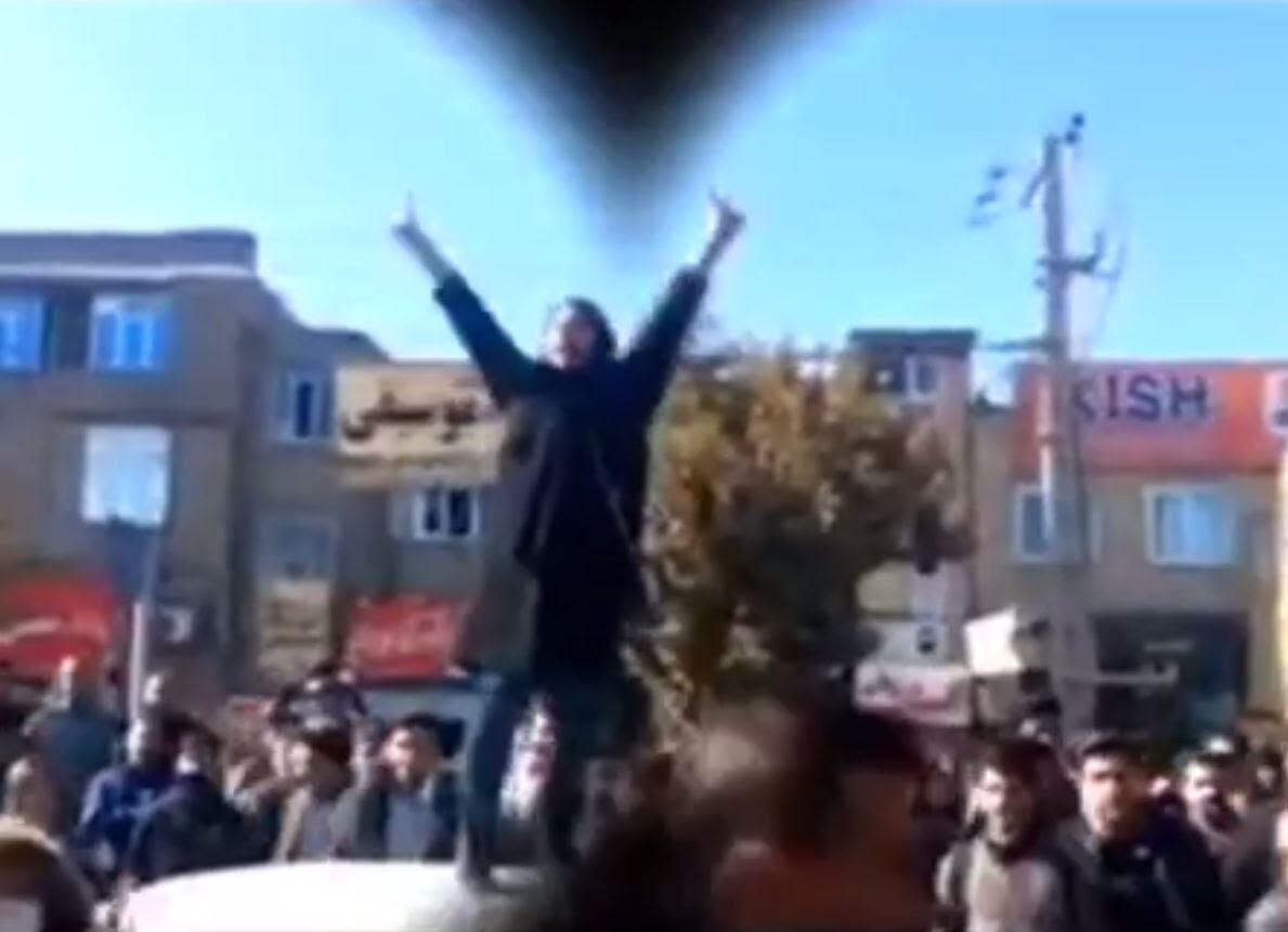 Tehran interjects Sulaymaniyah in the protests' issue in Iran