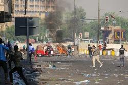 عمليات بغداد: احتجاز عنصر امن اطلق النار على المتظاهرين