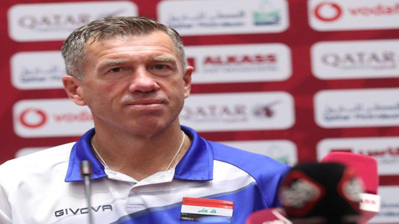 """كاتانيتش يحسم مصير حسين علي مع المنتخب و""""لا يعرف"""" مسرب التشكيلة"""