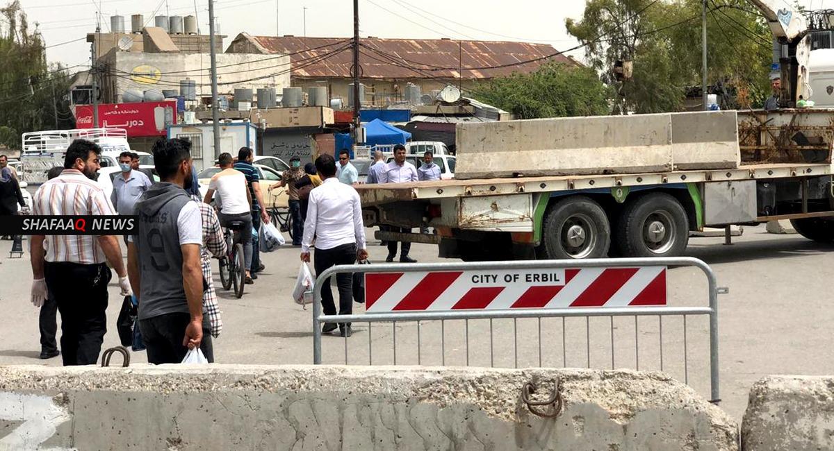 خلال 24 ساعة.. 3 إصابات جديدة بكورونا في كوردستان