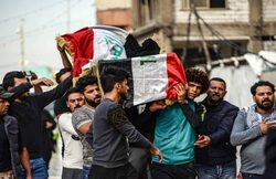 """America condemns Iraq's use of """"horrific and heinous force"""" against the demonstrators of Nasiriyah"""
