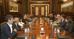 بارزاني يدعو لعدم اليأس من الحل السلمي للقضية الكوردية في تركيا