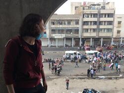 العراق.. كيف غير التواجد النسوي شكل التظاهر؟ شهادات من قلب الاحتجاج
