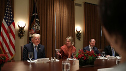"""ترامب يسمي """"أكبر"""" 3 تحديات عالمية ويوجه دعوة تخص ايران"""