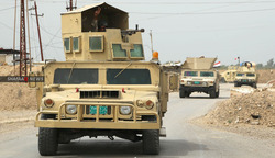 داعش له كهركوك پهلامار سوپاى عراقى دا