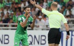 اتحاد الكرة العراقي يستدعي سعد عبد الامير بعد تصريح مثير للجدل