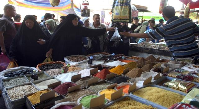 High inflation in the protests month in Iraq
