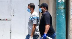 العراق يسجل 3595 إصابة جديدة بكورونا و 51 حالة وفاة في يوم