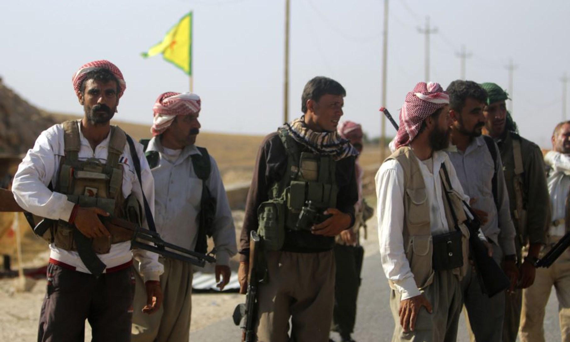 ضحيتان و3 جرحى من قوات وحدات حماية سنجار بانفجار منزل مفخخ