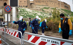 Quarantine lifted from a residential complex in Erbil