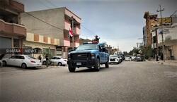 صور+ فيديو.. كركوك تستعين بالشرطة لتطبيق الحجر المنزلي على ساكنيها
