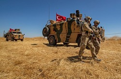 Two Turkish soldiers killed in Kurdish attack in northern Syria and Iraq
