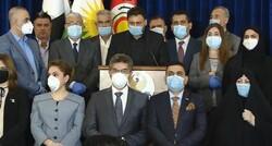 خلية الازمة النيابية: بالتنسيق بين بغداد واربيل سنسيطر على ازمة كورونا