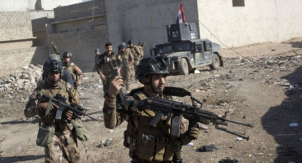 ISIS cell dismantled in Kirkuk