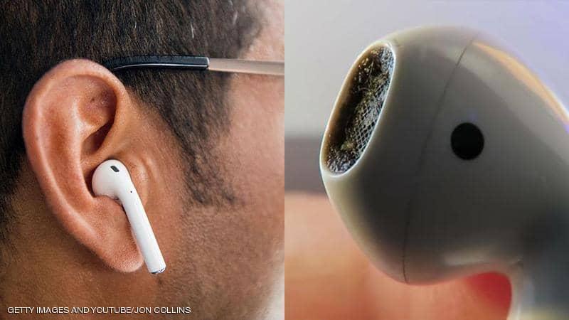 """الطب يكشف الحقيقة """"المثيرة للاشمئزاز"""" لاستخدام سماعات الأذن"""