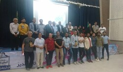 تعاون ثقافي بين البصرة وأروند الايرانية