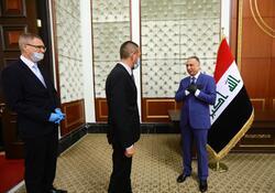 Al-Kadhimi calls European companies to invest in Iraq