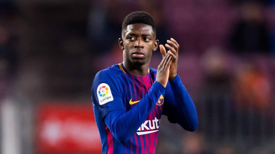 ديمبلي يحسمها: لن أرحل عن برشلونة