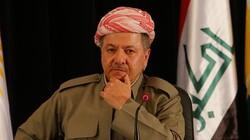 بارزاني يخطر فرنسا قلقه على مصير الشعب الكوردي بسوريا