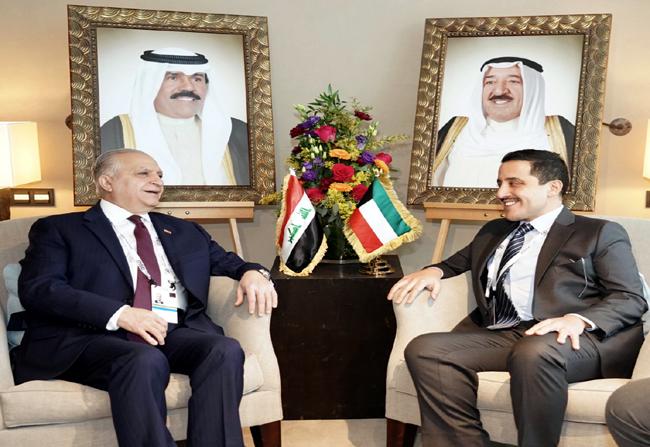 """""""تصفير الخلافات"""" على طاولة مباحثات عراقية - كويتية"""
