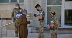 كورونا كوردستان.. 8 وفيات و223 إصابة جديدة بكورونا