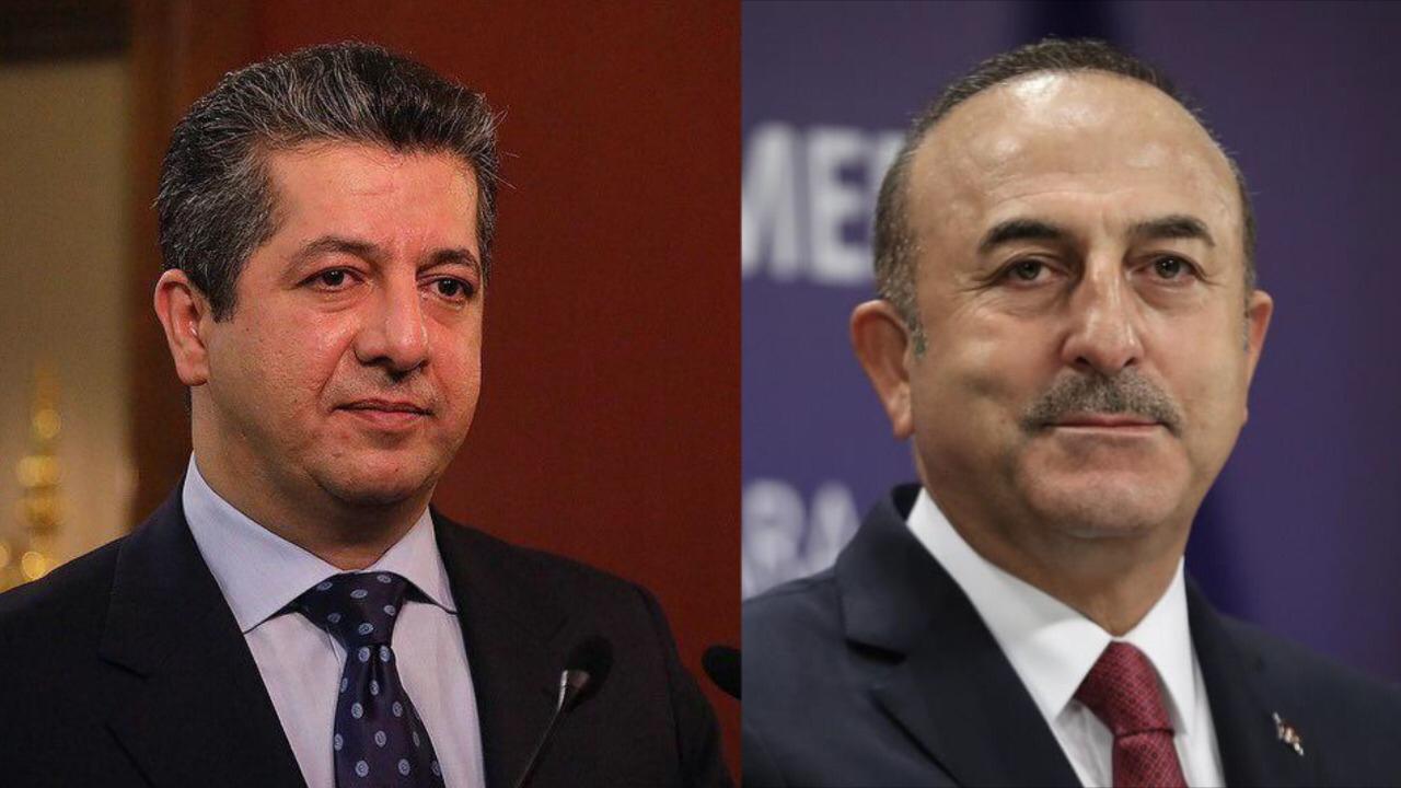 حكومة اقليم كوردستان تتضامن مع ضحايا الزلزال في تركيا