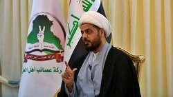 العصائب تغلق مقراتها في وسط وجنوب العراق