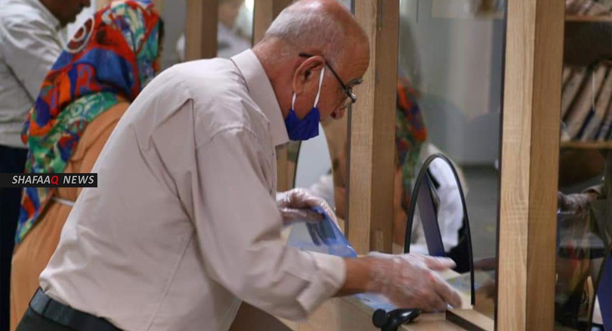 السليمانية تسجل حالة وفاة جديدة بكورونا لرجل سبعيني