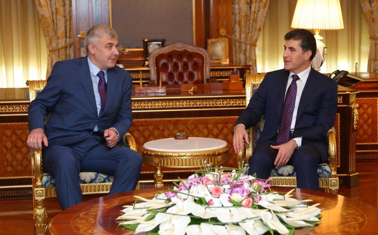 رئيس الاقليم تعقيبا على زيارة الوفد الحكومي لبغداد: مستعدون لحل المشاكل كافة
