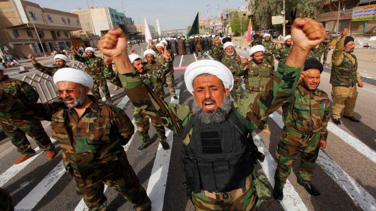 قيادي في الحشد: سأكون مع الحسين ضد يزيد في صراع ايران-امريكا وملتزم بتكليف خامنئي
