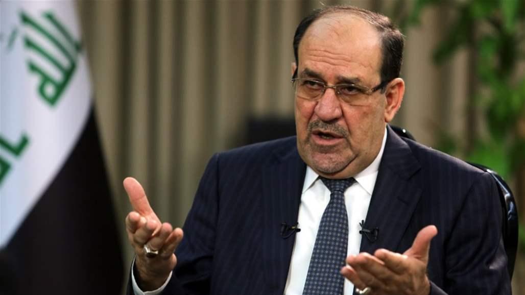 المالكي: العراق سيرد بقوة في حال ثبت ضلوع إسرائيل بعمليات القصف