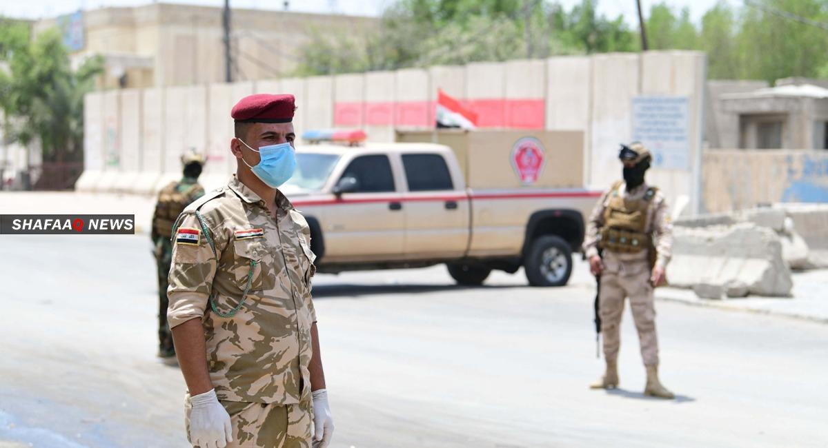 وفاة ضابط عراقي نتيجة إصابته بفيروس كورونا