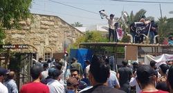 """السلطات ترفض الاعتداء على مكتب """"ام بي سي"""" في العراق"""